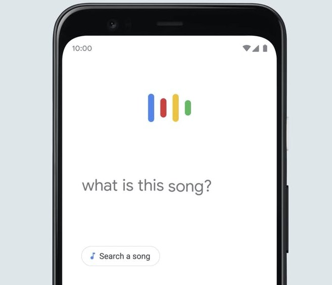 Find the song that hums in the Google Assistant